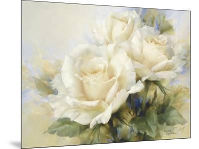 Bouquet Of White Roses-Igor Levashov-Mounted Art Print