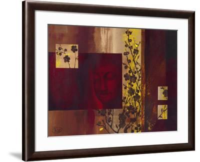 Buddha III-Verbeek & Van Den Broek-Framed Art Print