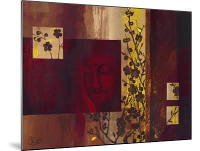 Buddha III-Verbeek & Van Den Broek-Mounted Art Print