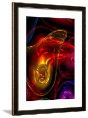 Candy IIX--Framed Art Print