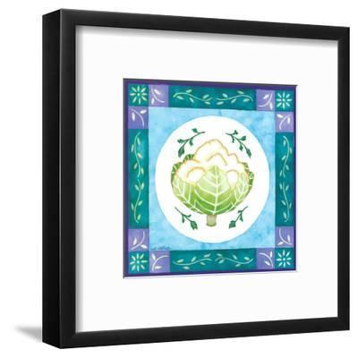 Cauliflower-Urpina-Framed Art Print