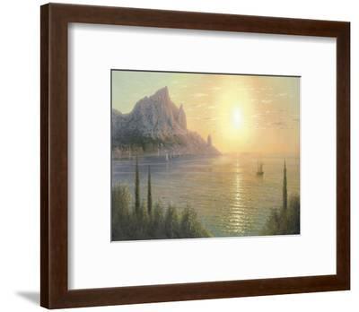 Coming Home-A^ Gorjacev-Framed Art Print