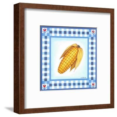 Corn-Urpina-Framed Art Print
