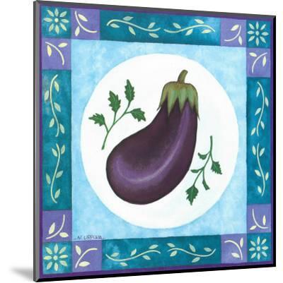 Eggplant-Urpina-Mounted Art Print