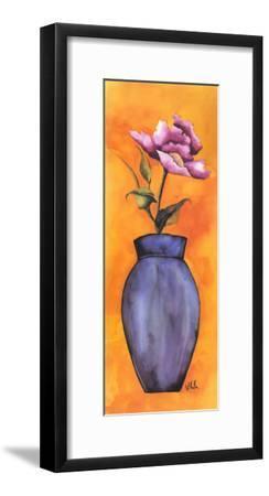 Emotional Vase I-Villalba-Framed Art Print