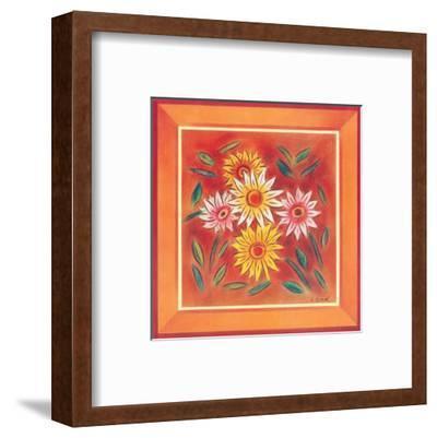 Flower I-Urpina-Framed Art Print