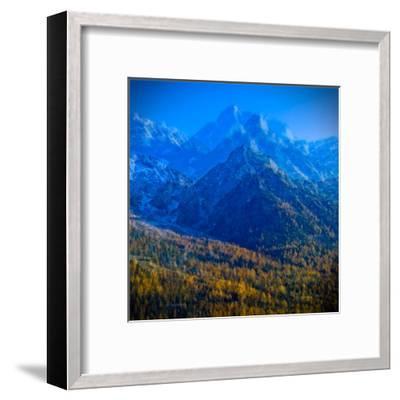 King Of The Mountain II-Jean-Fran?ois Dupuis-Framed Art Print