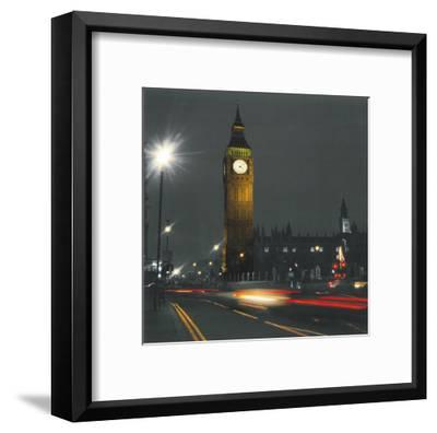 London Big Ben--Framed Art Print