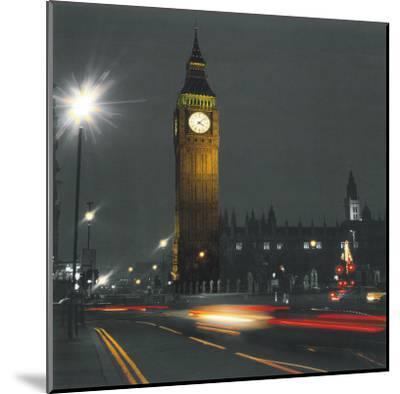 London Big Ben--Mounted Art Print