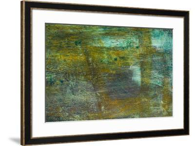 Metal Abstract IV-Jean-Fran?ois Dupuis-Framed Art Print