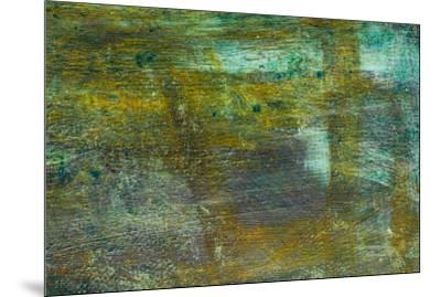 Metal Abstract IV-Jean-Fran?ois Dupuis-Mounted Art Print