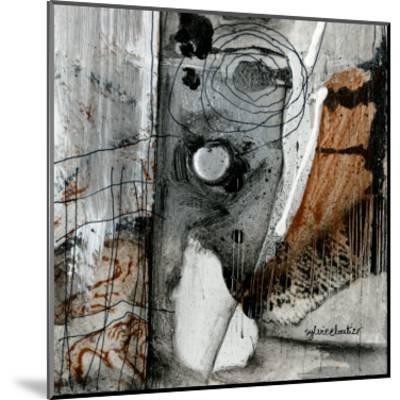 Minéralogique (Détail 1)-Sylvie Cloutier-Mounted Art Print