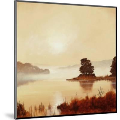 Misty Morning I-Lee Spencer-Mounted Art Print