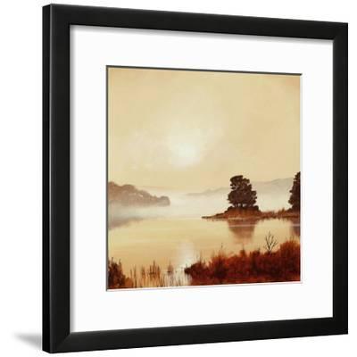 Misty Morning I-Lee Spencer-Framed Art Print