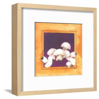 Mushrooms-Urpina-Framed Art Print