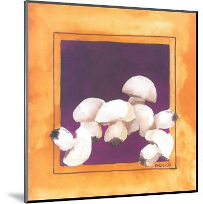 Mushrooms-Urpina-Mounted Art Print