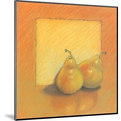 Pears-Urpina-Mounted Art Print