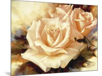 Pink Roses-Igor Levashov-Mounted Art Print
