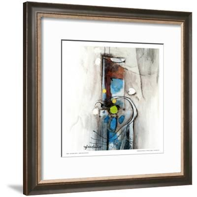 Quintuplés (Détail 1)-Sylvie Cloutier-Framed Art Print