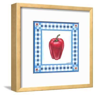Red Pepper-Urpina-Framed Art Print