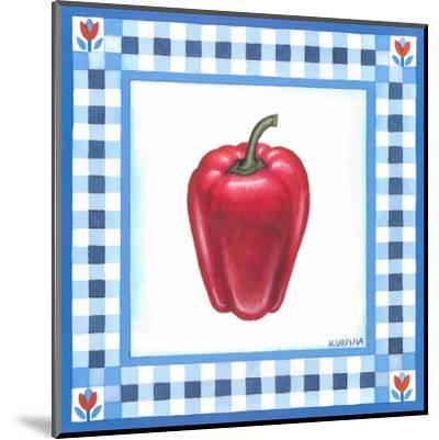 Red Pepper-Urpina-Mounted Art Print