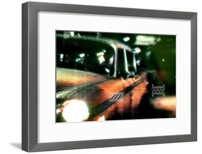 Taxi Driver III-Jean-Fran?ois Dupuis-Framed Art Print