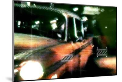 Taxi Driver III-Jean-Fran?ois Dupuis-Mounted Art Print