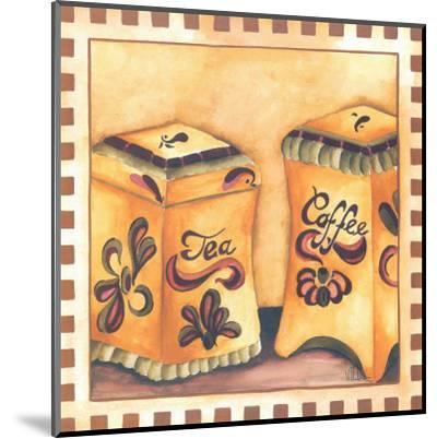 Tea And Coffee-Urpina-Mounted Art Print