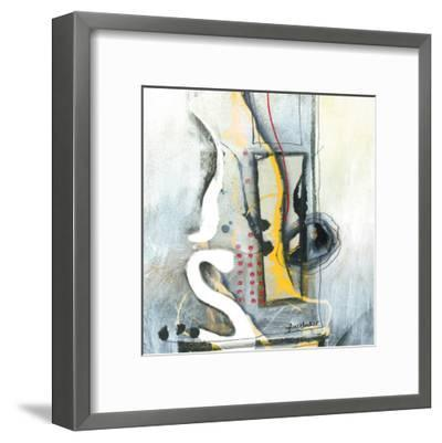 Tordre Le Coup (Détail 1)-Sylvie Cloutier-Framed Art Print