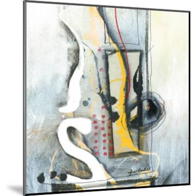 Tordre Le Coup (Détail 1)-Sylvie Cloutier-Mounted Art Print