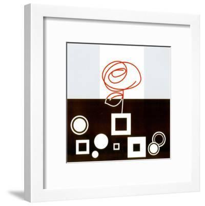 Wild Flower II-Fraga-Framed Art Print