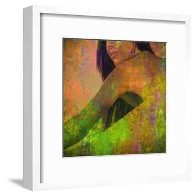 Woman Revelation II-Jean-Fran?ois Dupuis-Framed Art Print
