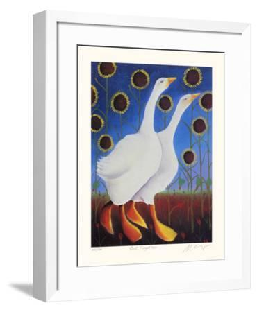 Out Together-Mackenzie Thorpe-Framed Premium Edition