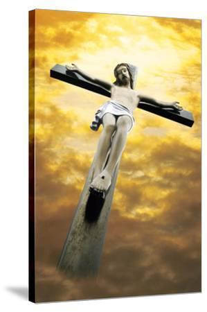 Jesus--Stretched Canvas Print