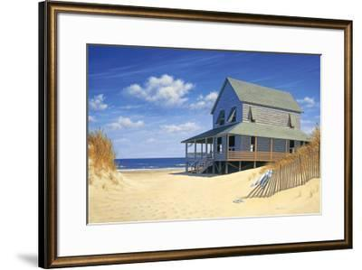 Westerly Breeze-Daniel Pollera-Framed Art Print
