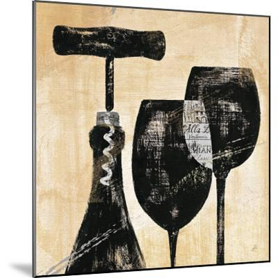 Wine Selection II-Daphne Brissonnet-Mounted Art Print