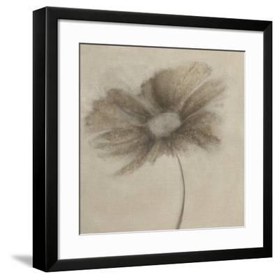 Tonal Flowers II-Emma Forrester-Framed Art Print
