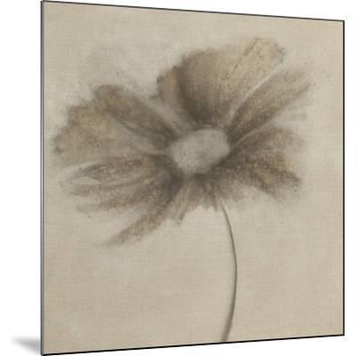 Tonal Flowers II-Emma Forrester-Mounted Art Print