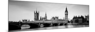 Westminster-Joseph Eta-Mounted Art Print