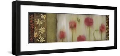 Rain Flower II-Dysart-Framed Art Print