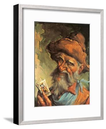 A Good Hand-Endre Szabo-Framed Art Print