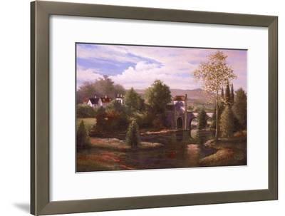 Monpier-Joe Sambataro-Framed Art Print