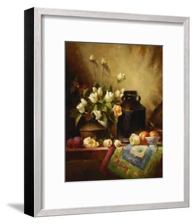 Still Life of Warmth-Walt-Framed Art Print
