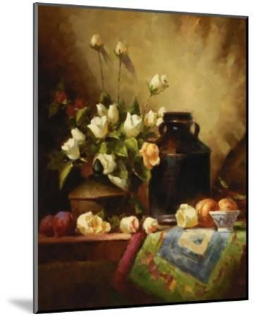 Still Life of Warmth-Walt-Mounted Art Print