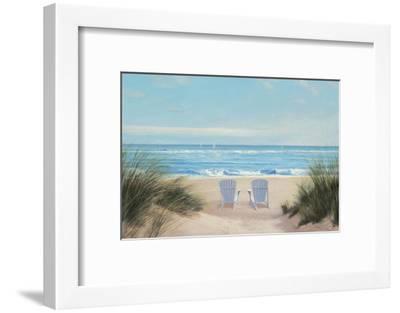 Among Friends II-Diane Romanello-Framed Art Print