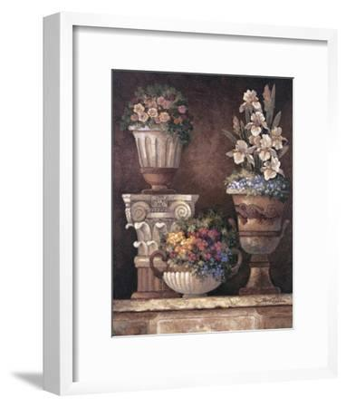 Victorian Blossoms II-James Lee-Framed Art Print