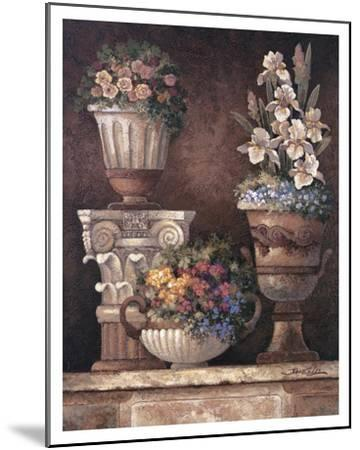 Victorian Blossoms II-James Lee-Mounted Art Print