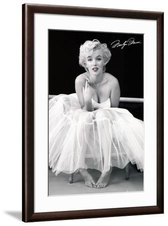 Marilyn Monroe-Ballerina Poster by | Art.com