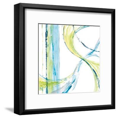 Carousel I-Michael King-Framed Art Print