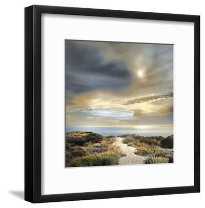 Sense of Direction-William Vanscoy-Framed Art Print